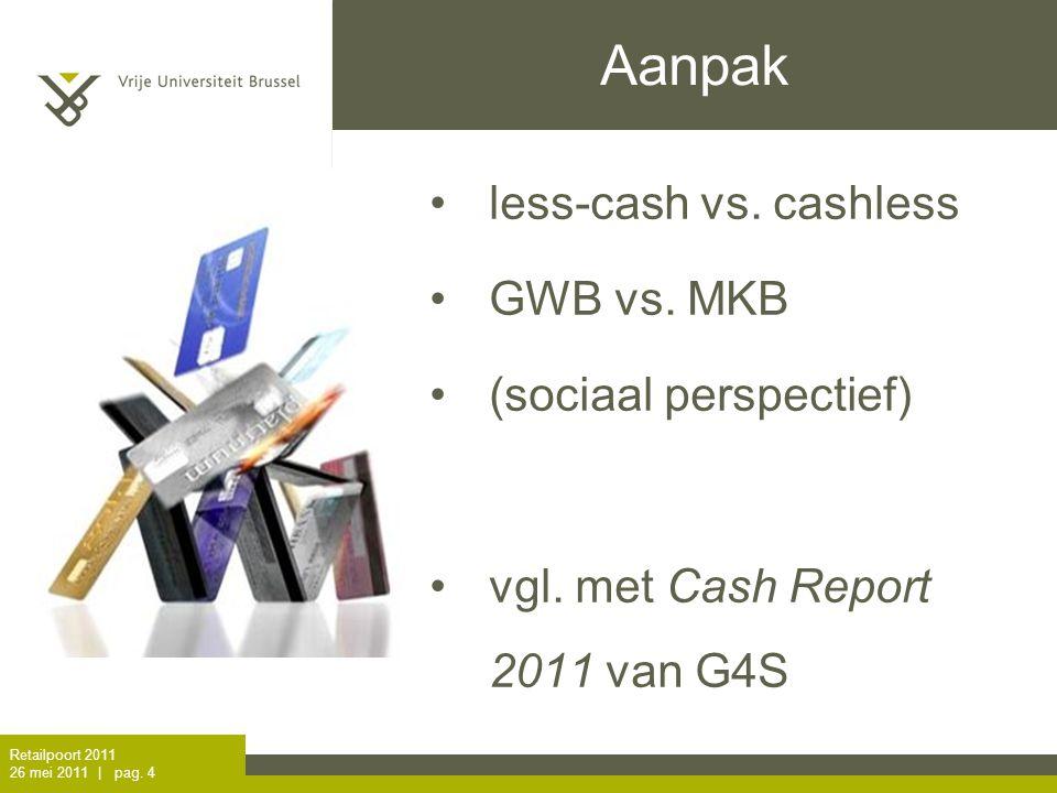 Retailpoort 2011 26 mei 2011 | pag.