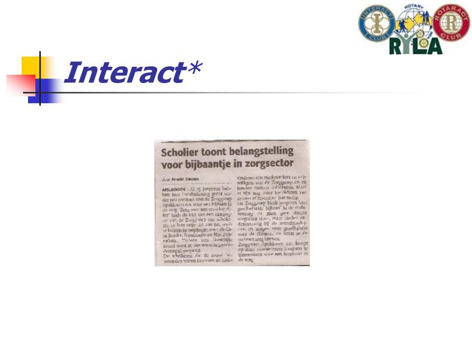 Interact*