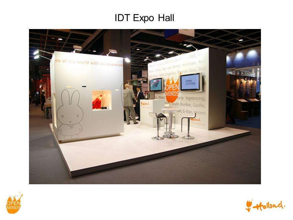IDT Expo Hall