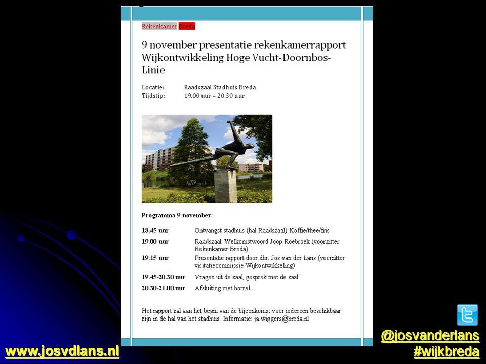 @josvanderlans#wijkbreda www.josvdlans.nl