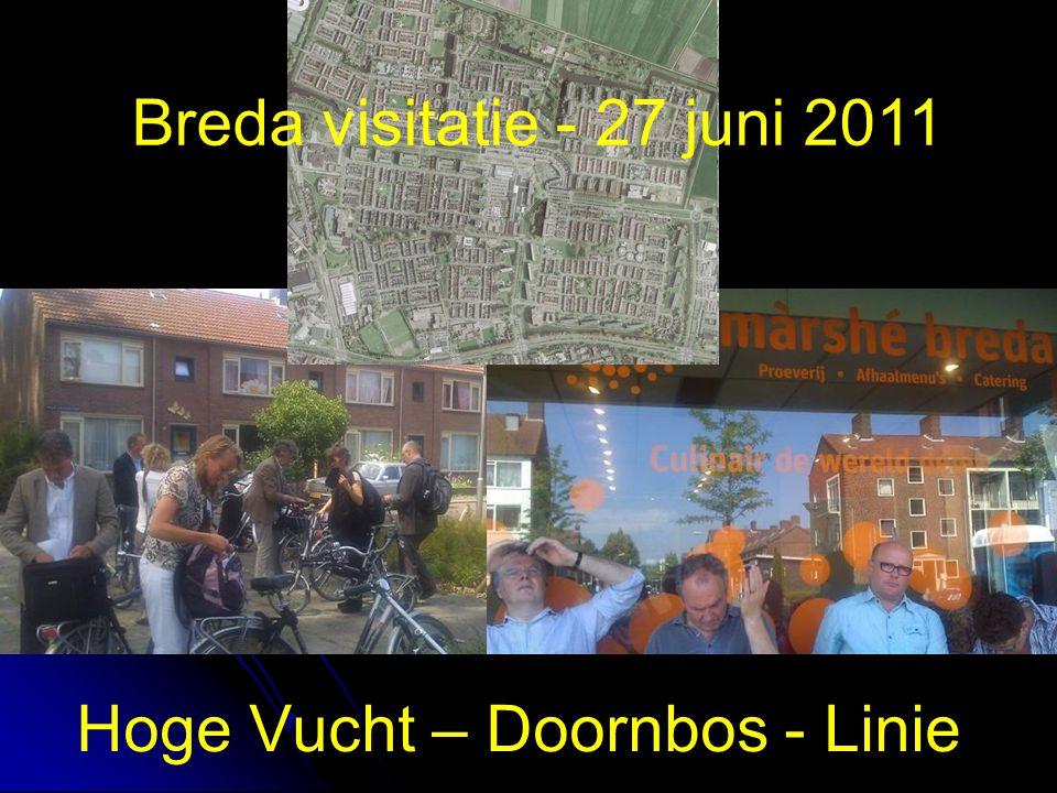 Hoge Vucht – Doornbos - Linie Breda visitatie - 27 juni 2011