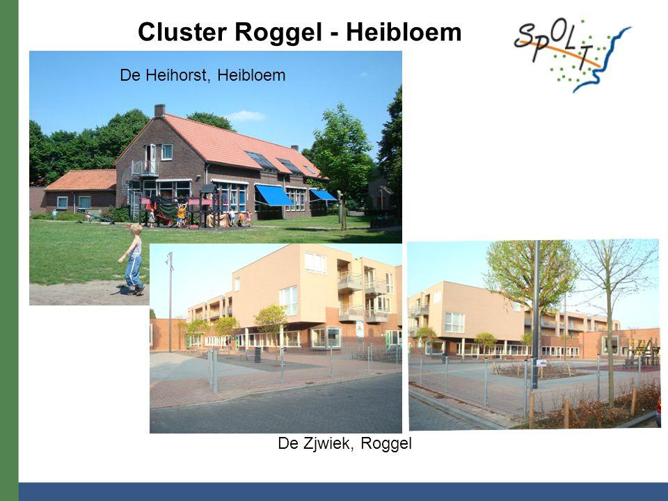 Cluster Roggel - Heibloem De Heihorst, Heibloem De Zjwiek, Roggel