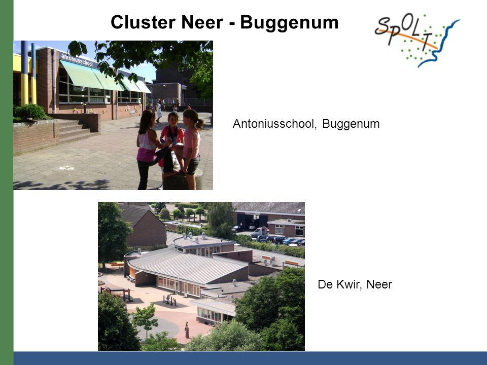 Cluster Neer - Buggenum Antoniusschool, Buggenum De Kwir, Neer