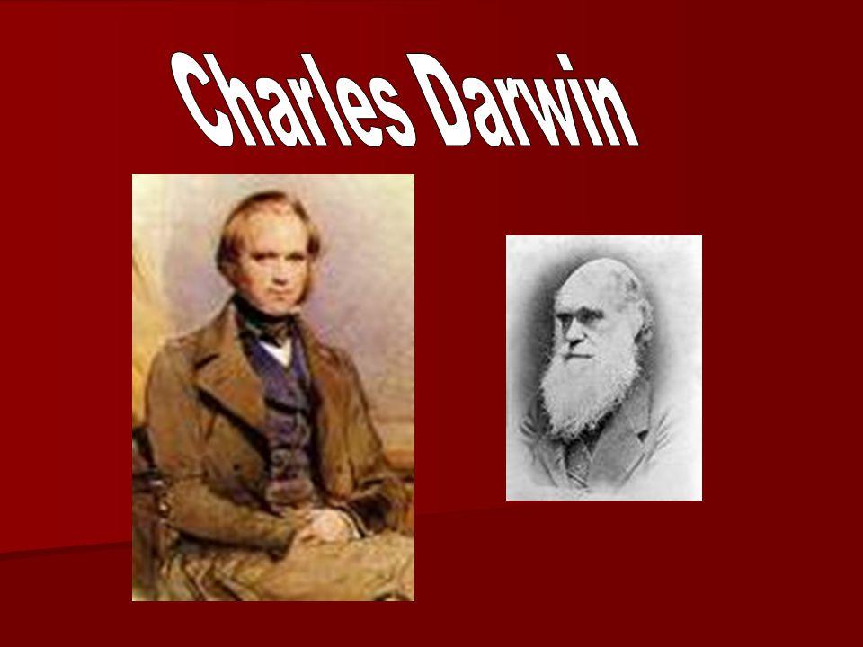 Geboren in Shrewsbury op 12/02/1809 Overleden 19/04/1882 in Downe (Kent) Engels natuuronderzoeker, bioloog en geoloog Grondlegger evolutietheorie