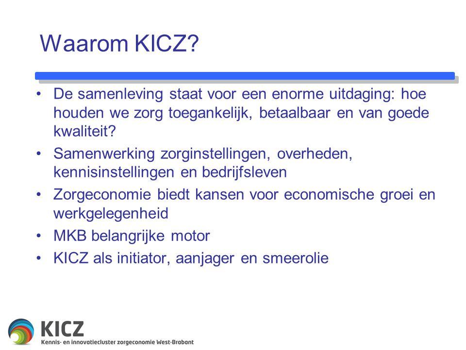 Waarom KICZ.