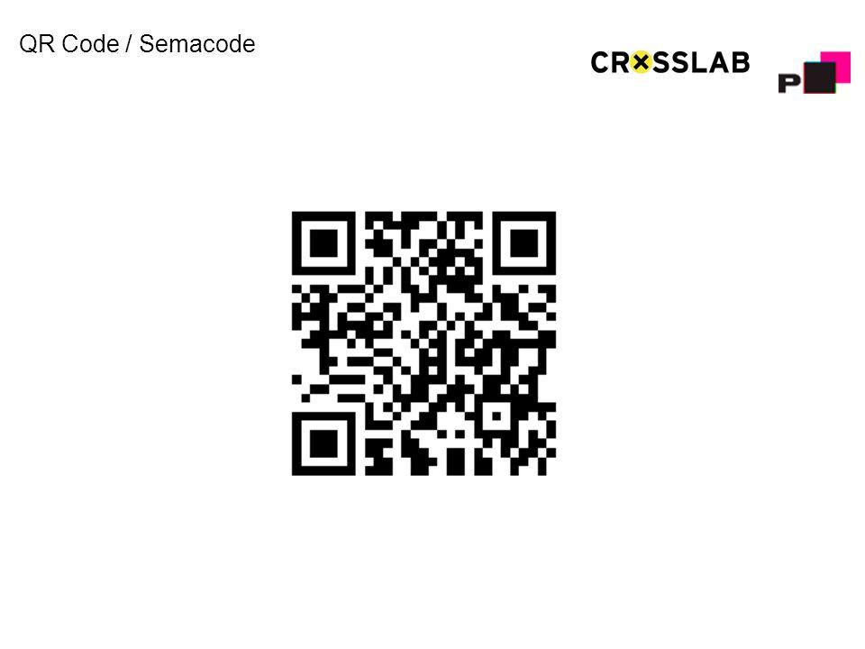 QR Code / Semacode