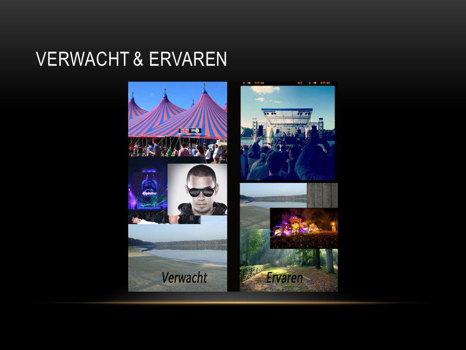 VERWACHT & ERVAREN