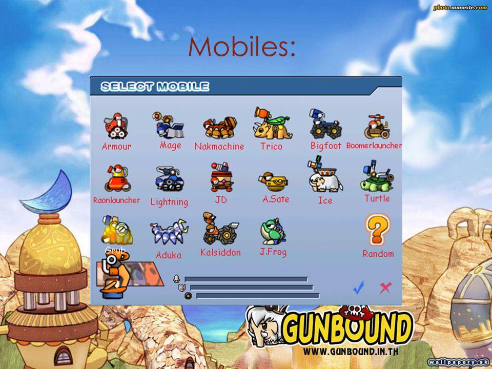Mobiles: