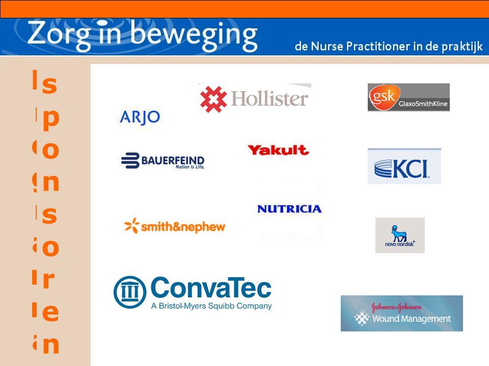ProgrammaProgramma sponsorensponsoren