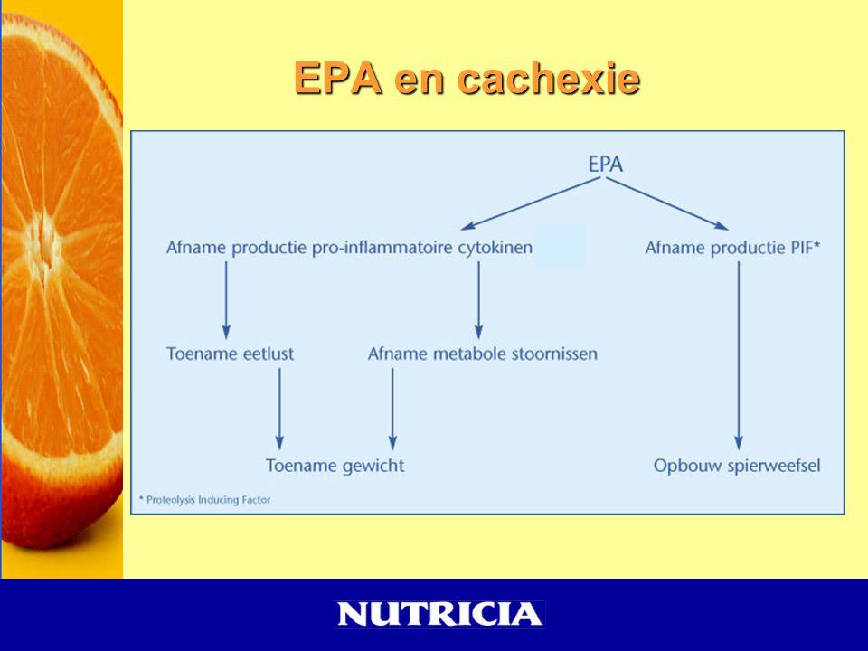 EPA en cachexie