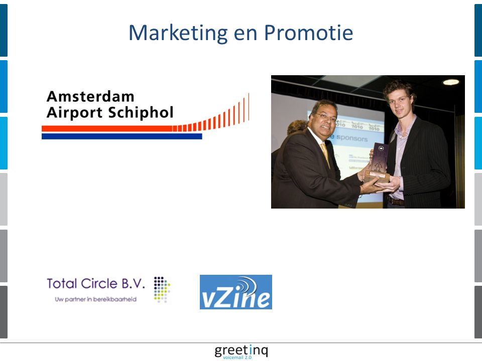 | 12 Marketing en Promotie