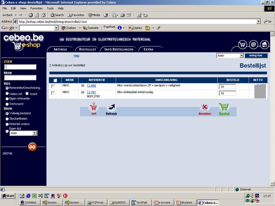 20/Total Belgacom E-business