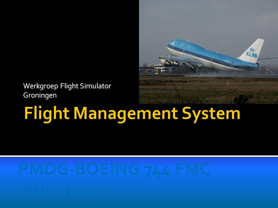  Volledig geautomatiseerde vlucht systeem.