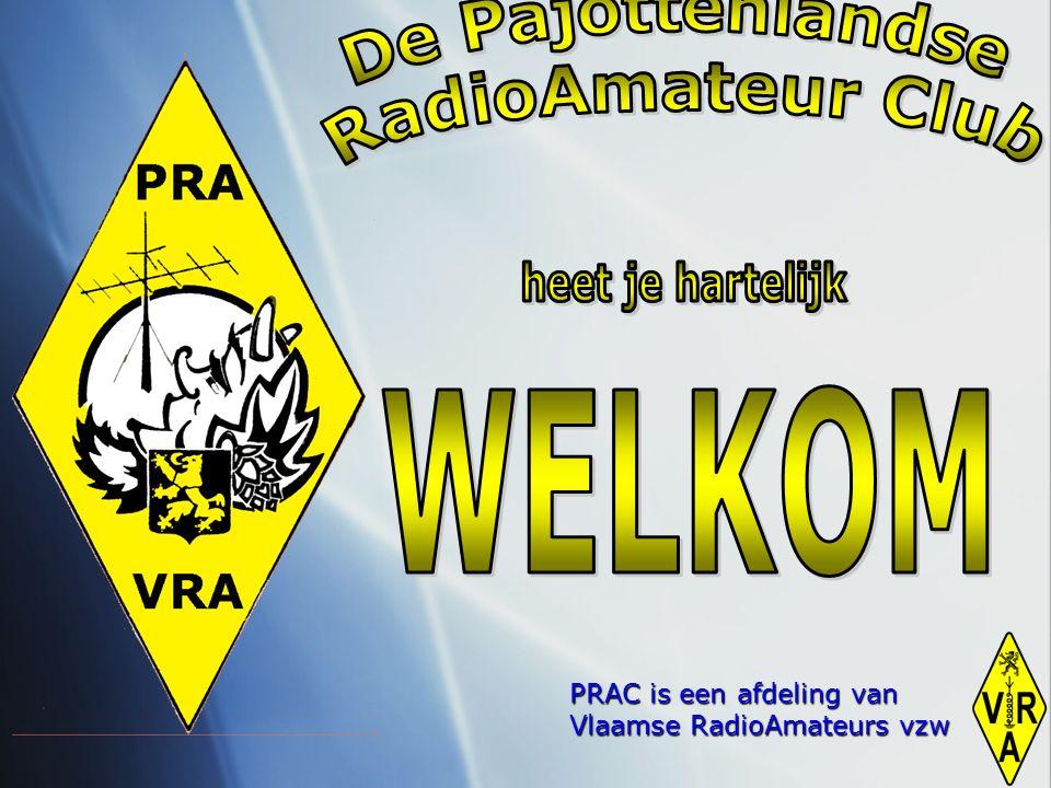 PRAC is een afdeling van Vlaamse RadioAmateurs vzw