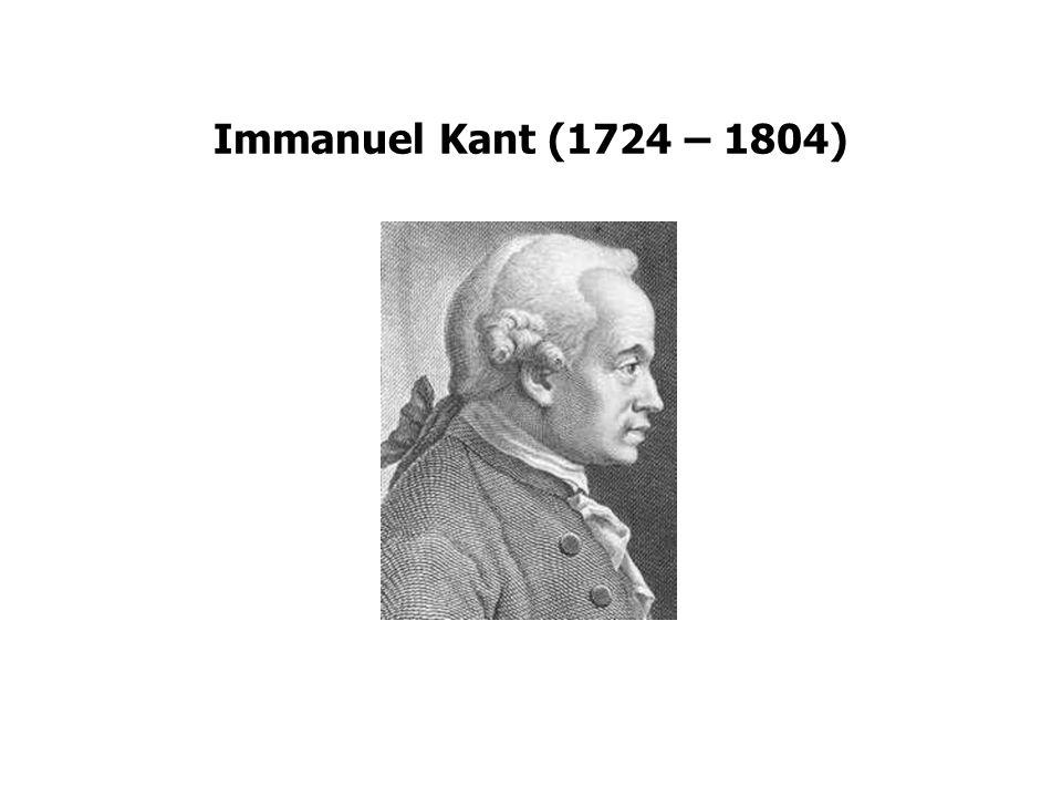 Kant kernbegrip: autonomie / zelfwetgeving De mens kan door de rede zelf bepalen wat moreel goed is.