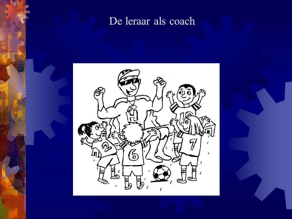 De leraar als coach