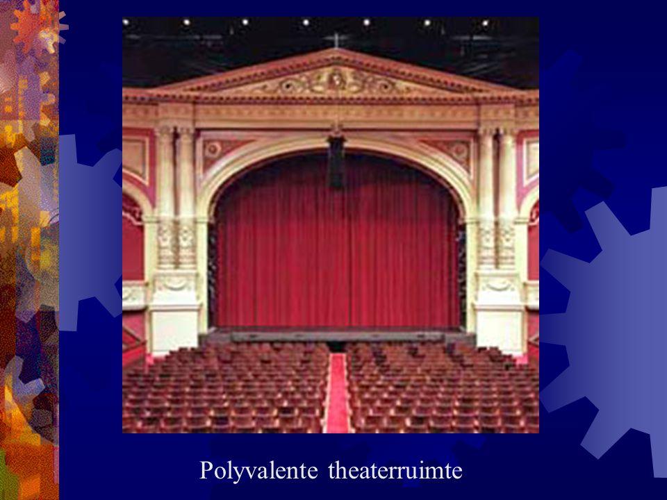 Polyvalente theaterruimte