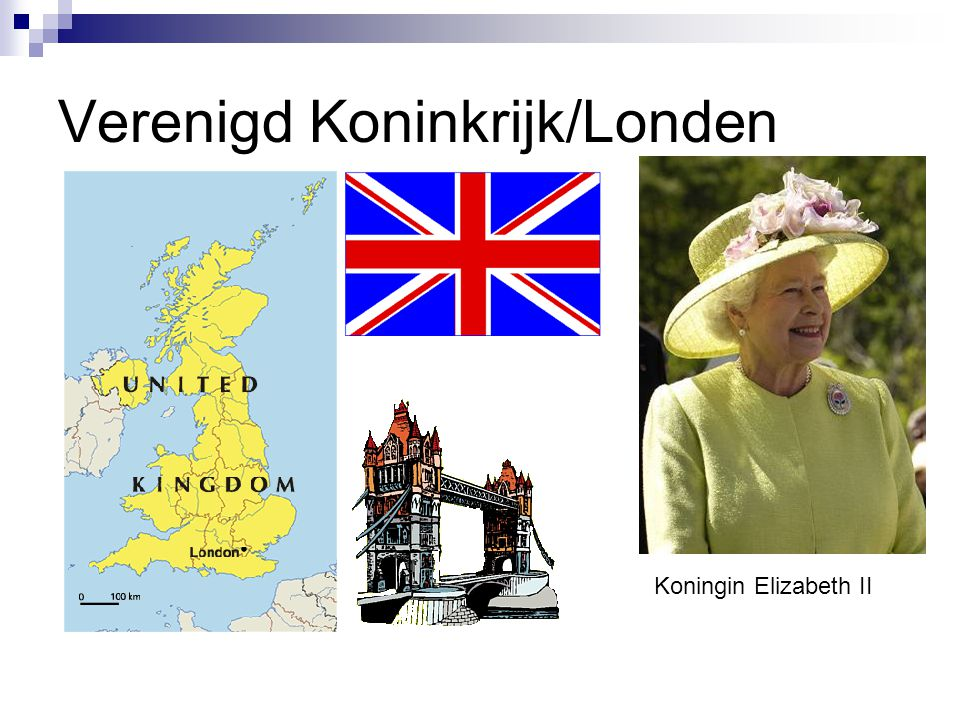 Verenigd Koninkrijk/Londen Koningin Elizabeth II
