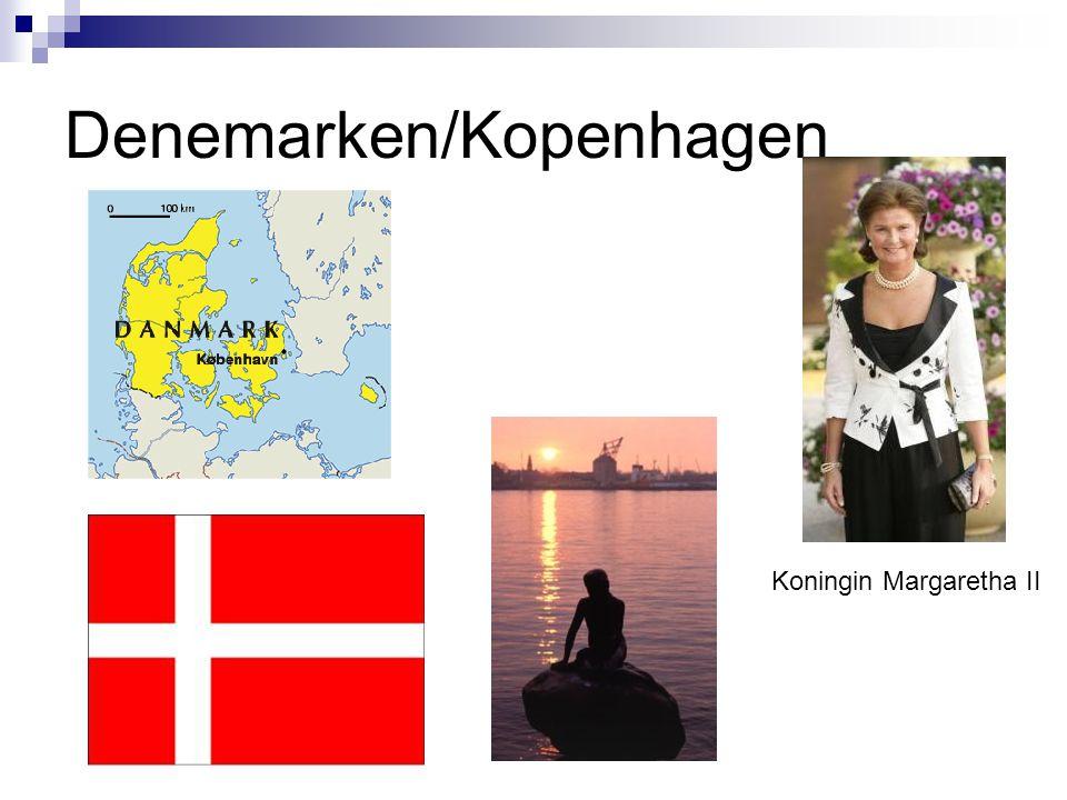 Denemarken/Kopenhagen Koningin Margaretha II