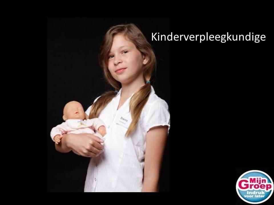 Kinderverpleegkundige