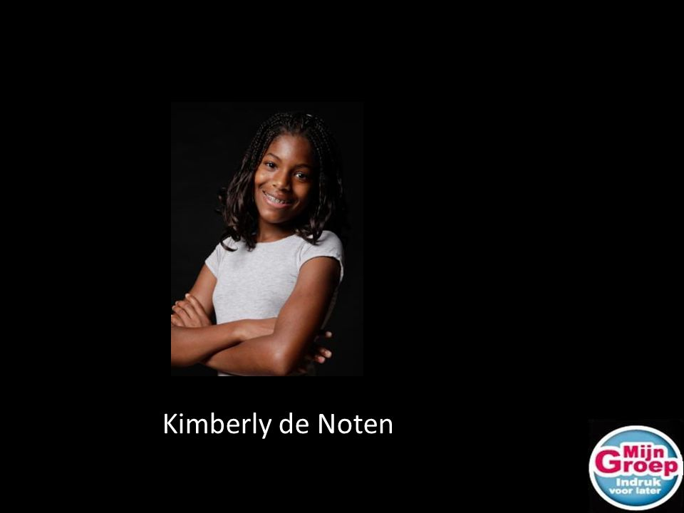 Kimberly de Noten