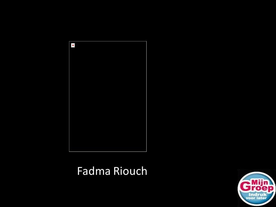 Fadma Riouch