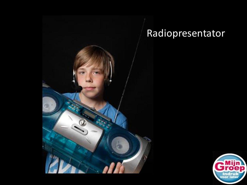 Radiopresentator