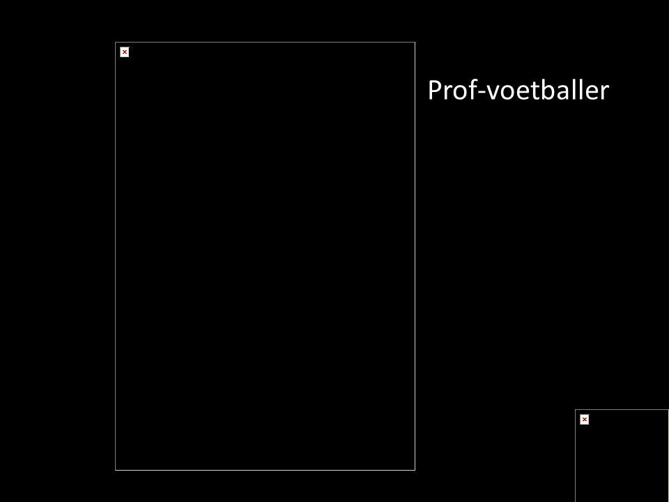 Prof-voetballer