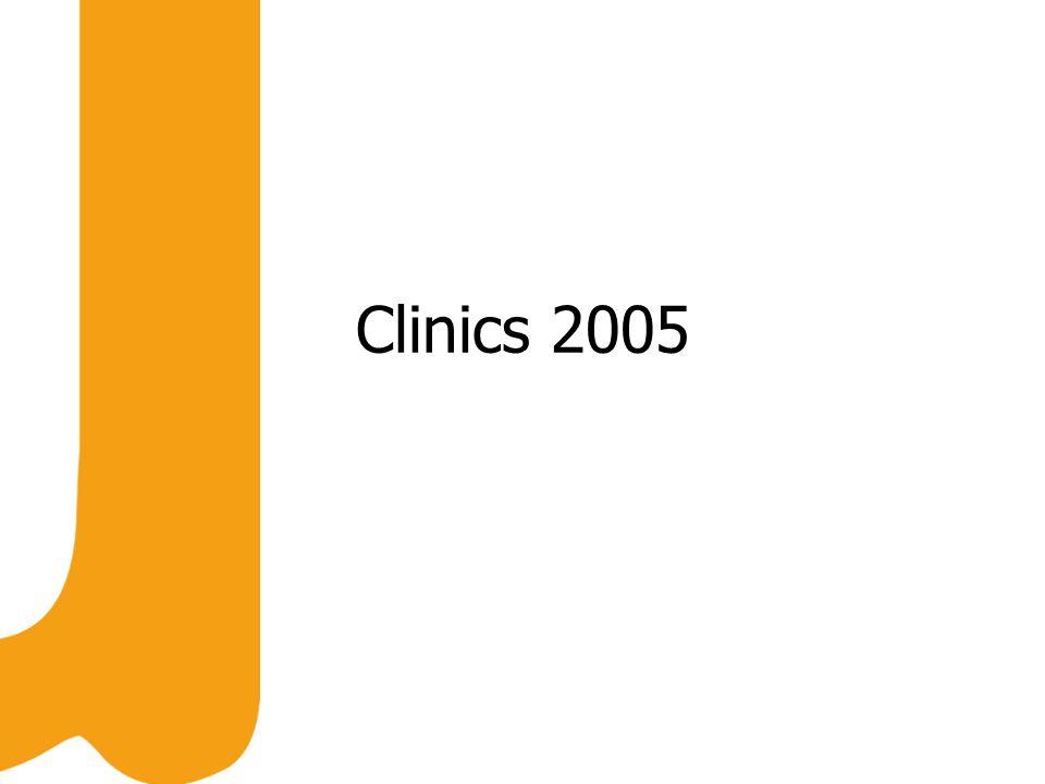 Clinics 2005