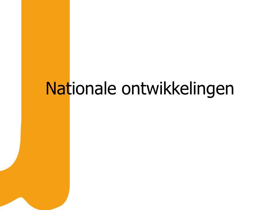 Nationale ontwikkelingen