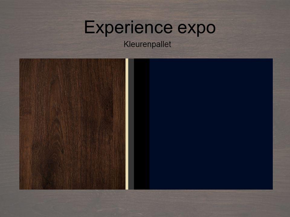 Debriefing Experience expo Kleurenpallet
