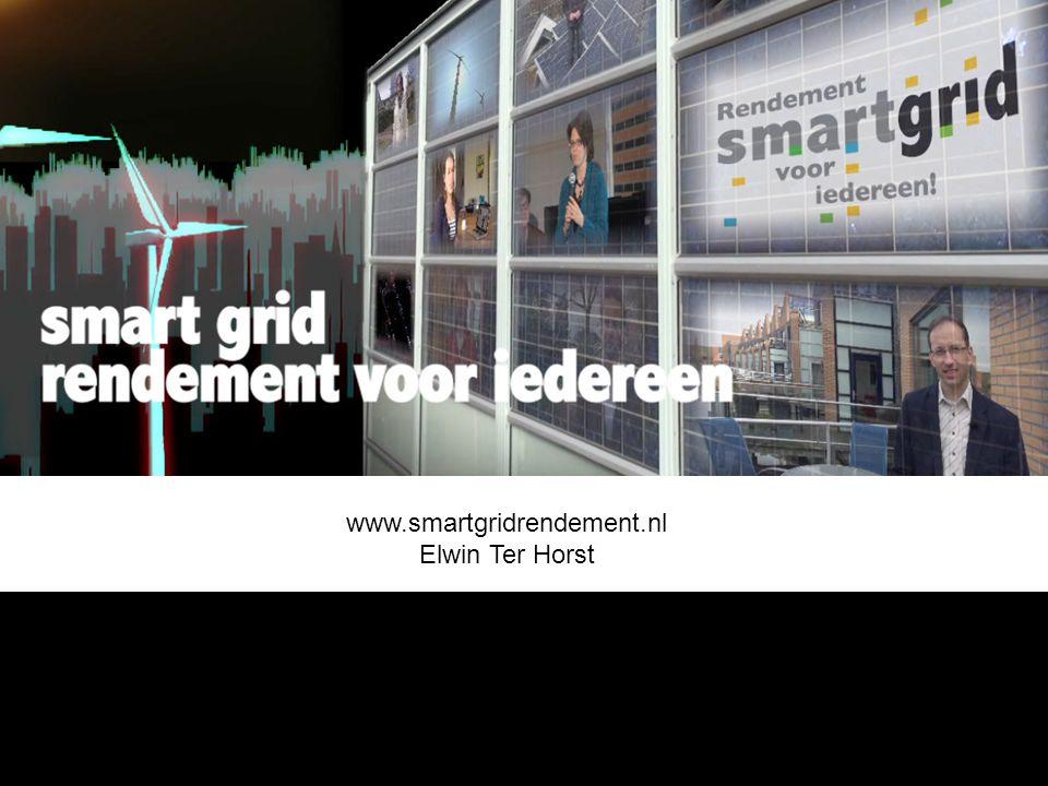 Film www.smartgridrendement.nl Elwin Ter Horst