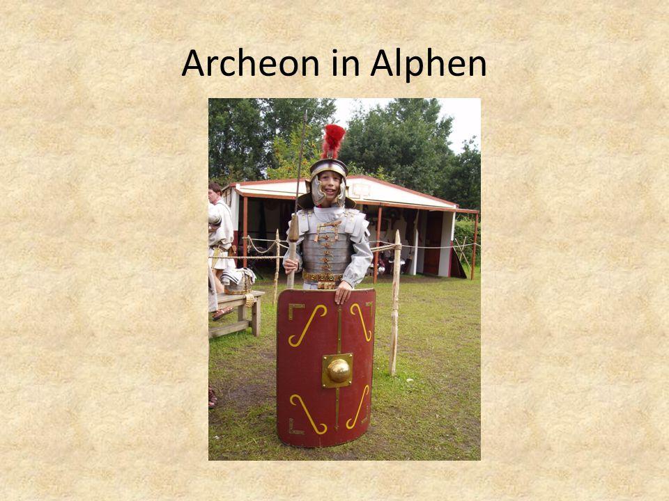 Archeon in Alphen