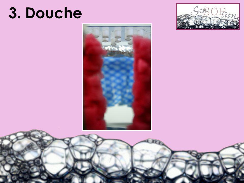 3. Douche