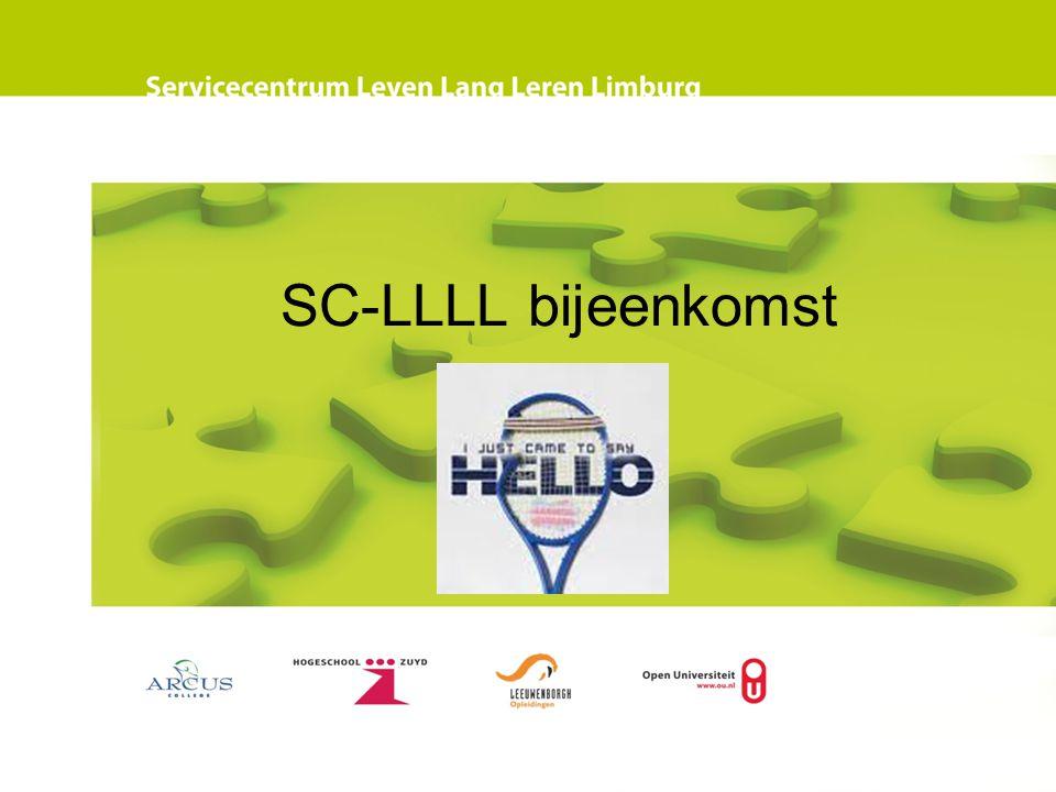 SC-LLLL bijeenkomst