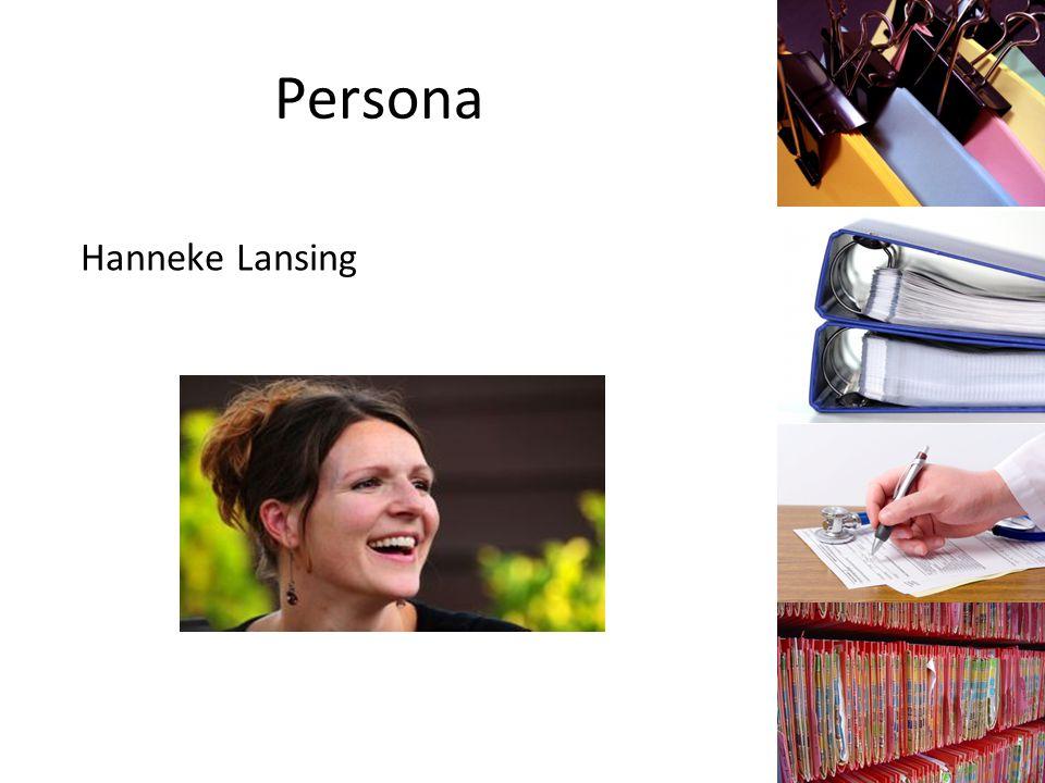 Persona Hanneke Lansing