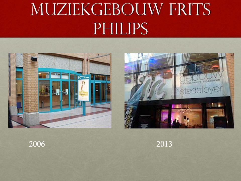 Muziekgebouw frits philips 20062013