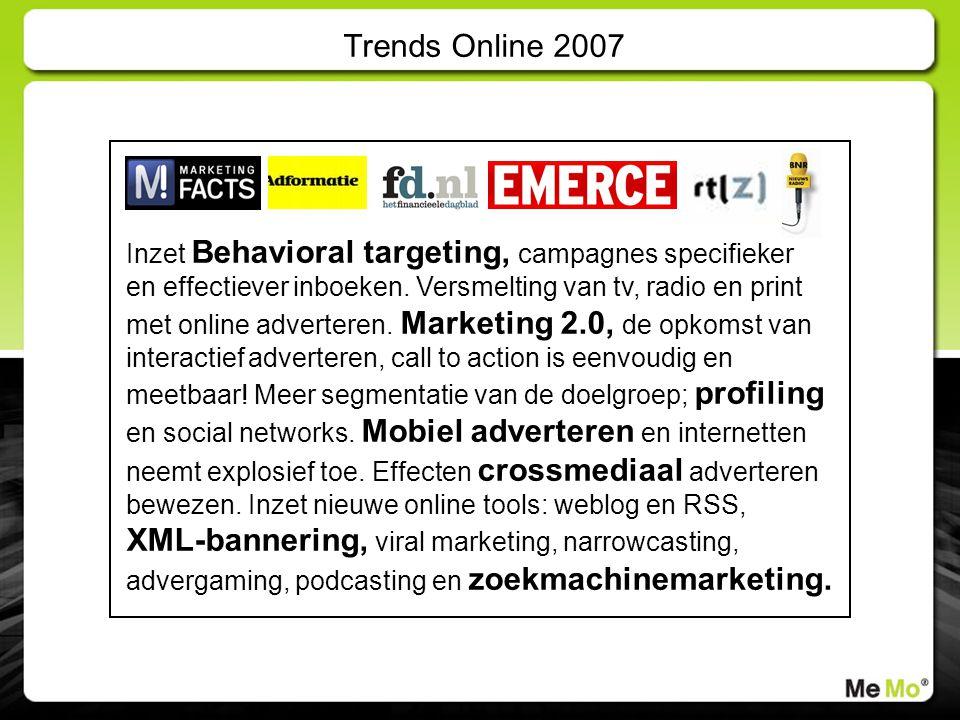 U wilt een effectievere reclamecampagne en strategie.