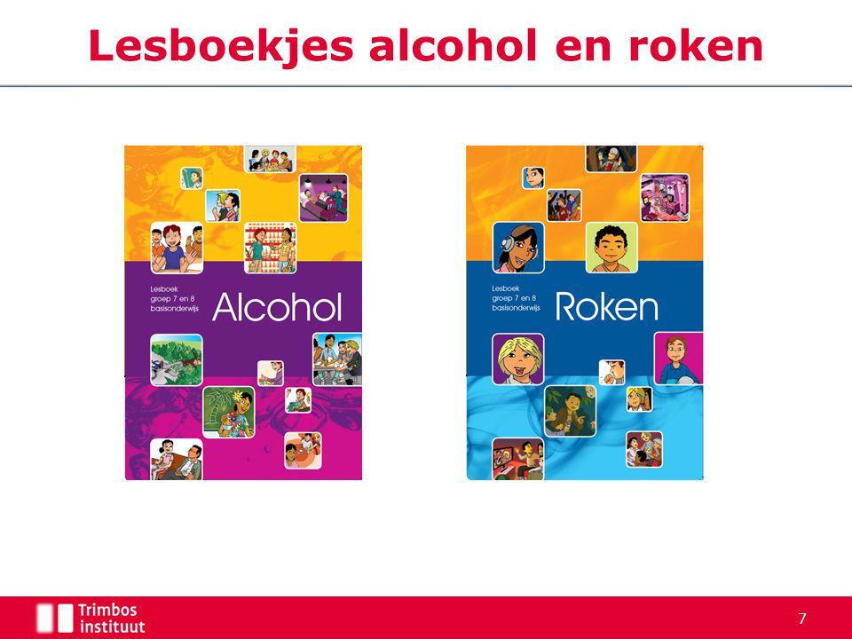 8 Inhoud en opbouw lesboekjes (1) In de lesboekjes maken de leerlingen kennis met 5 leeftijdsgenootjes van wie de belevenissen als een rode draad door de boekjes lopen.