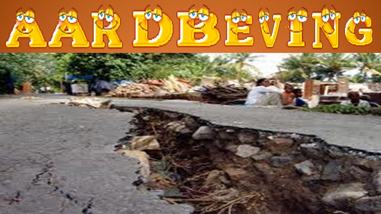 Inhoudsopgave Wat is een aardbeving.Waar was de bekenste aardbeving.