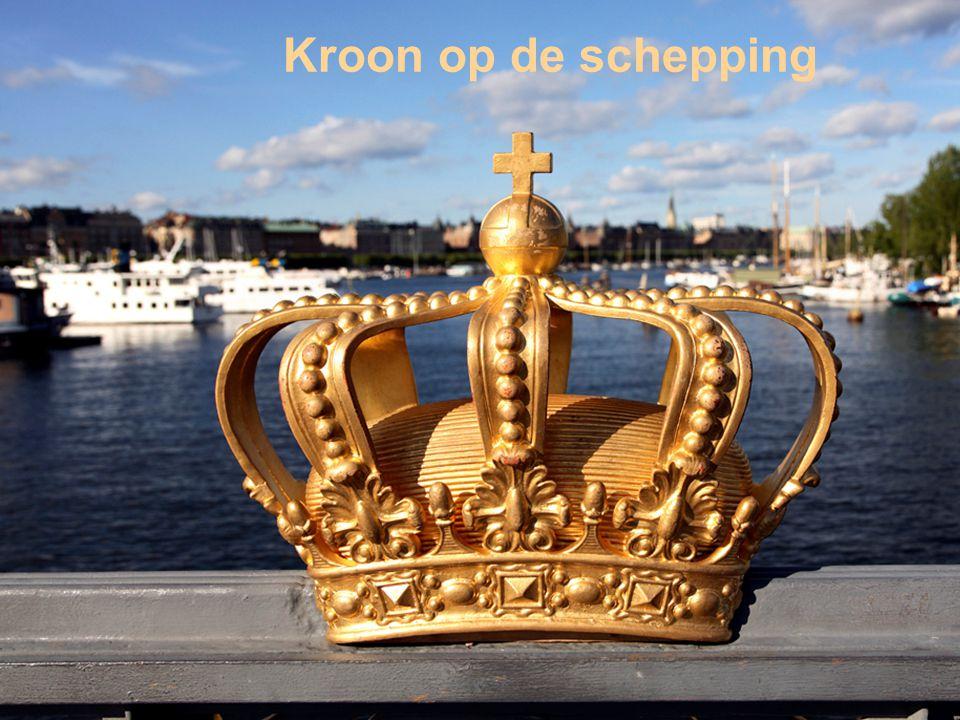 Kroon op de schepping