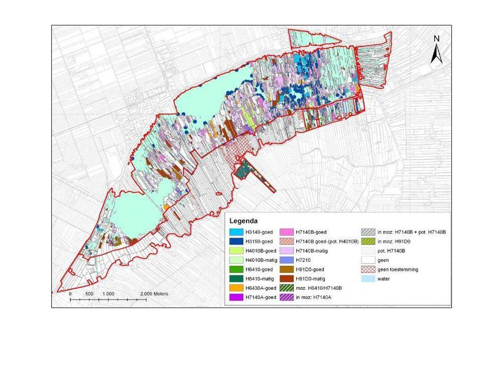 Bescherming Natura 2000- gebieden 1 aanwijzing 2 beheerplan 3 vergunning