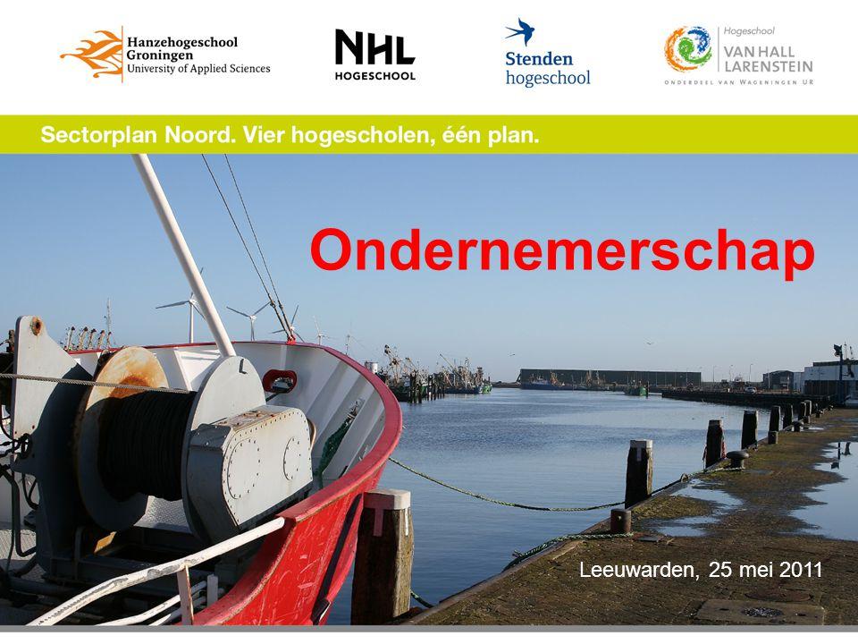 Ondernemerschap Leeuwarden, 25 mei 2011