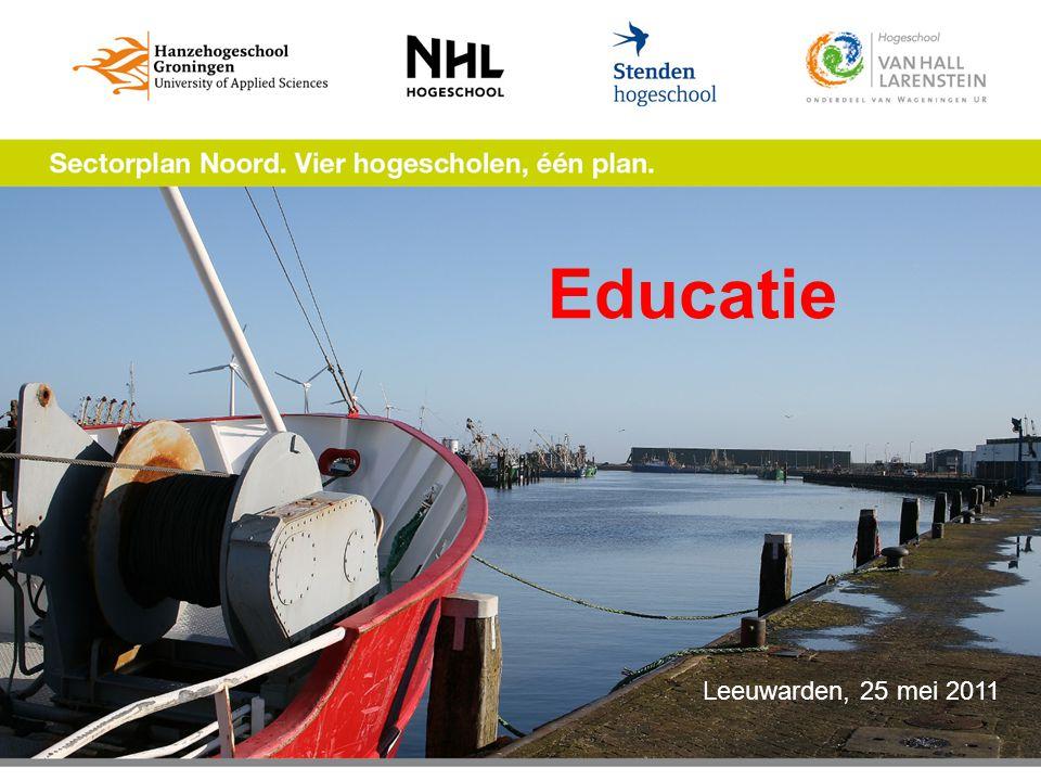 Educatie Leeuwarden, 25 mei 2011