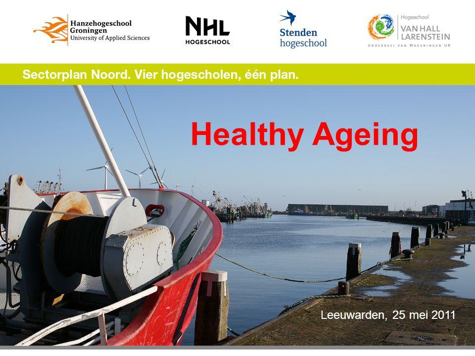 Healthy Ageing Leeuwarden, 25 mei 2011