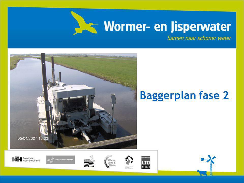 Baggerplan fase 2