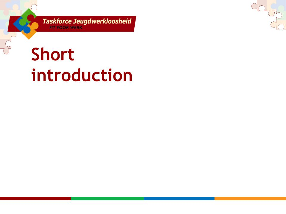 Short introduction