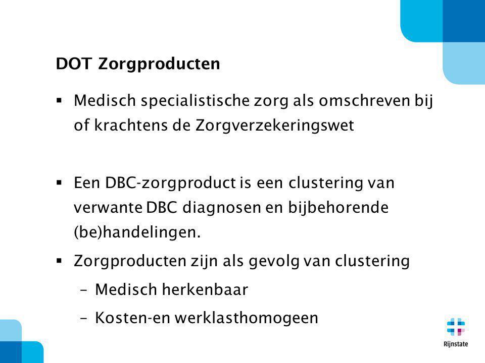 Diagnose codering  Per 01-01-2012 DBC Diagnosecodes  Per 01-01-2014 ICD10