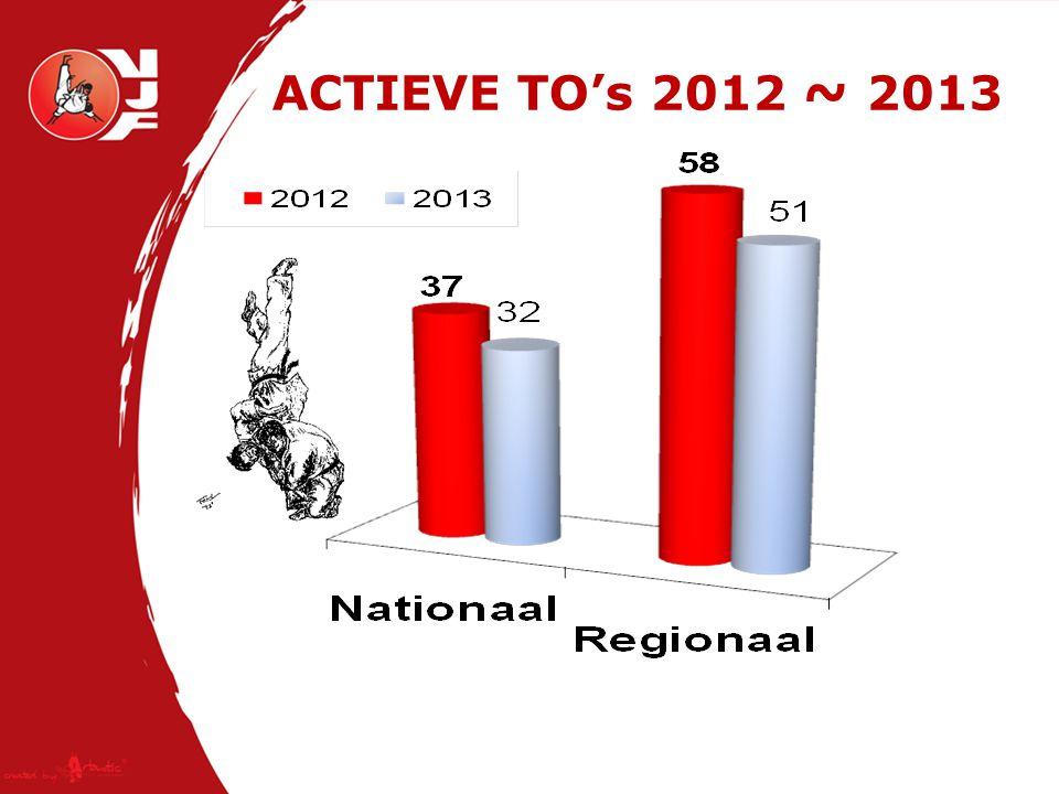 ACTIEVE TO's 2012 ~ 2013