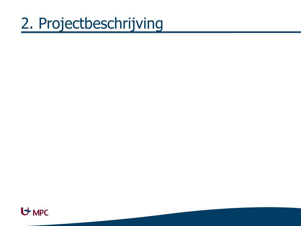 2. Projectbeschrijving